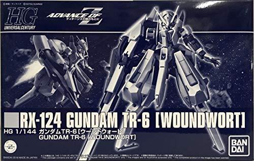 HGUC 1/144 RX-124 Gundam TR-6 [Woundwort]