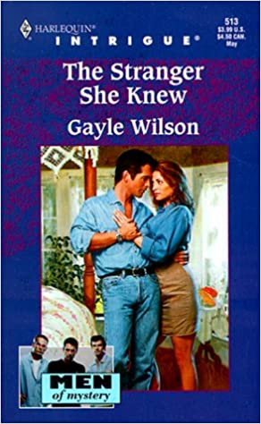 Book The Stranger She Knew (Men Of Mystery) (Harlequin Intrigue #513)