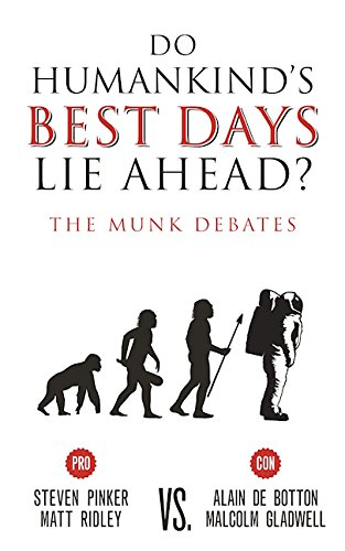 book cover of Do Humankind\'s Best Days Lie Ahead?