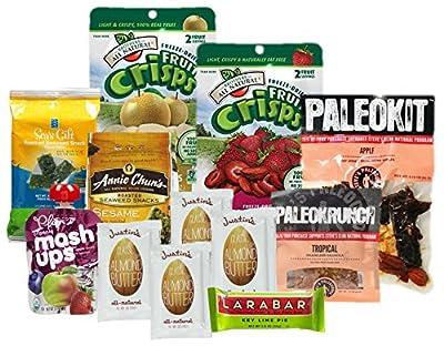 Caveman Paleo Diet Snack Box Starter 12 Variety Pack