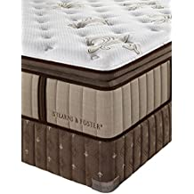 Stearns And Foster Estate Luxury Plush Pillow Top Mattress(Queen)