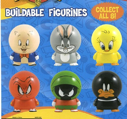 Looney Tunes Cake Topper Buildable Figures * Set of for sale  Delivered anywhere in USA