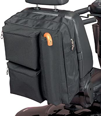 Homecraft Deluxe - Mochila para para motos para personas con movilidad reducida