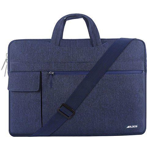 Mosiso Protective Laptop Shoulder Bag for 17-17.3 Inch MacBo