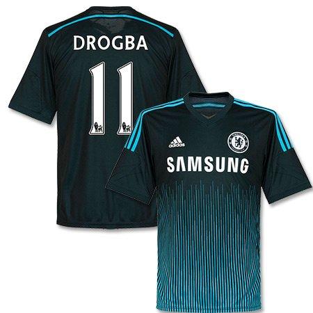 Chelsea 3rd Drogba Jersey 2014 / 2015 - XL
