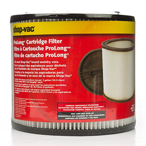 Shop-Vac 90304 Cartridge Filter by Shop-Vac