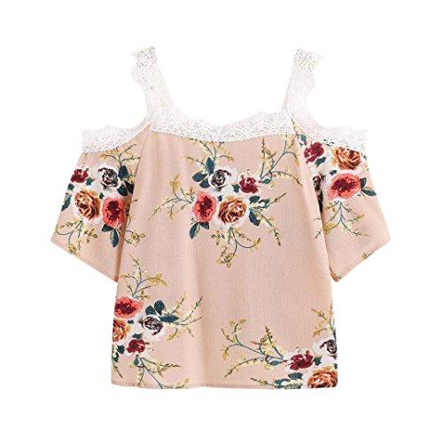 JIANGFU Mode Damen Blusen Oberteile Elegante Shirt Hemd Tops cOHq2NDo 37bea7c68f