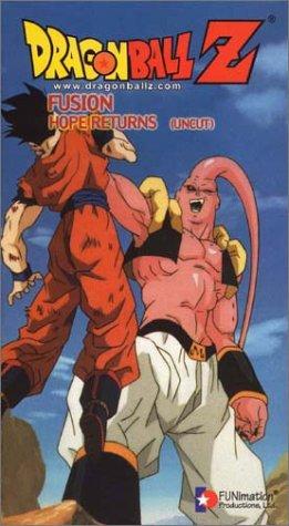 Dragon Ball Z - Fusion - Hope Returns (Uncut) [VHS]