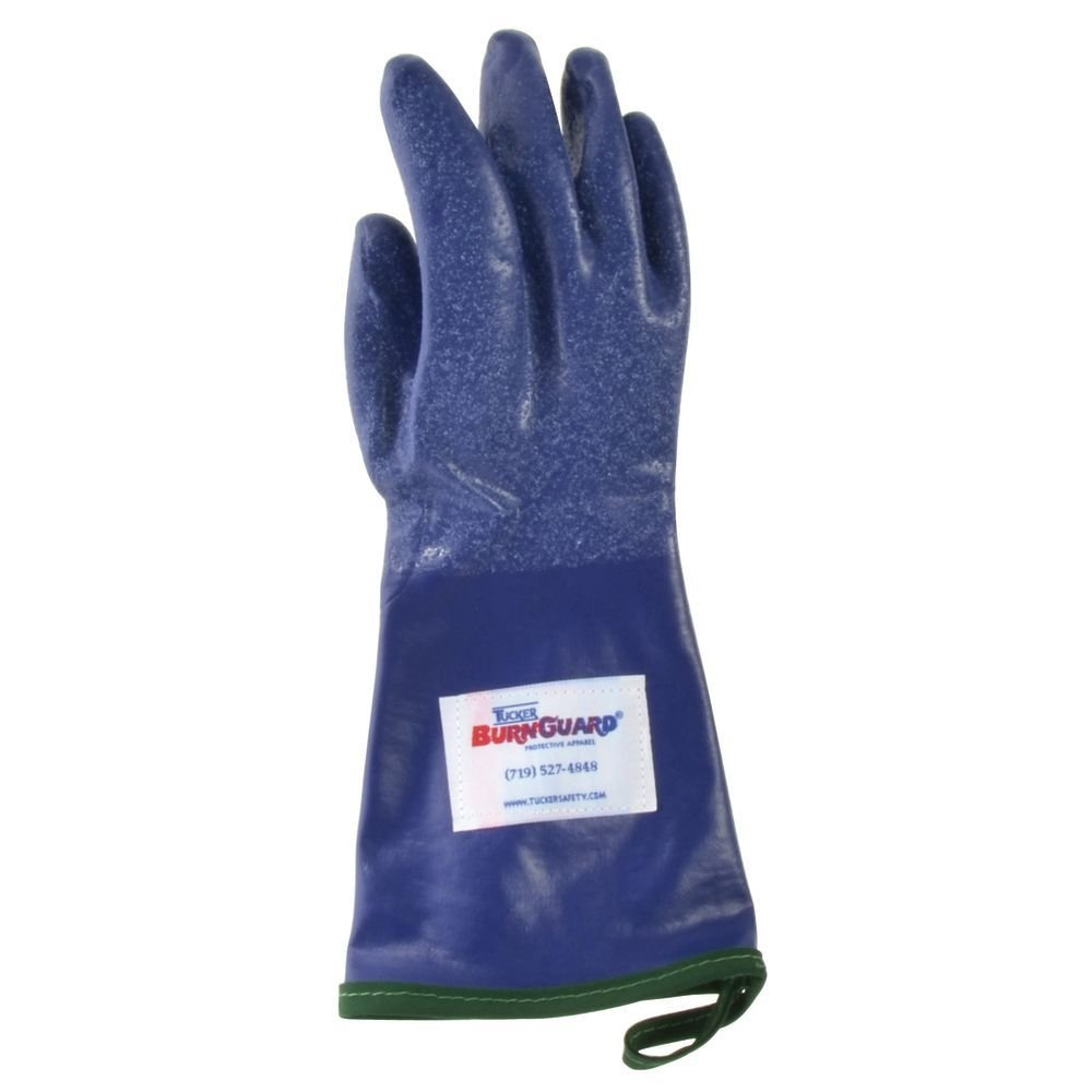 Tucker SteamGlove Blue Medium SteamGuard Glove - 14'' L