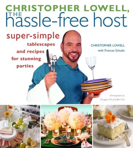 Christopher Lowell Hassle Free Host Super Simple product image