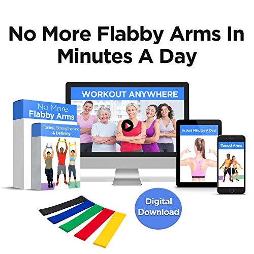 Happy Haven No More Flabby Arms In Minutes A Day. Get rid of arm fat easily & effectively with resistance bands & downloadable workouts. Toned, fit arms are just a click away