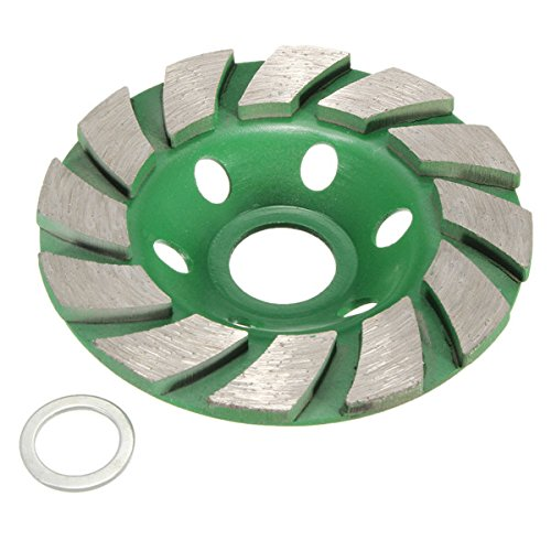 100mm Diamond Grinding Cup Wheel Disc Concrete Masonry Stone Tool