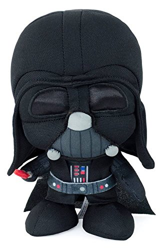 Amazon Com Star Wars Plush Stuffed Talking 7 Darth Vader
