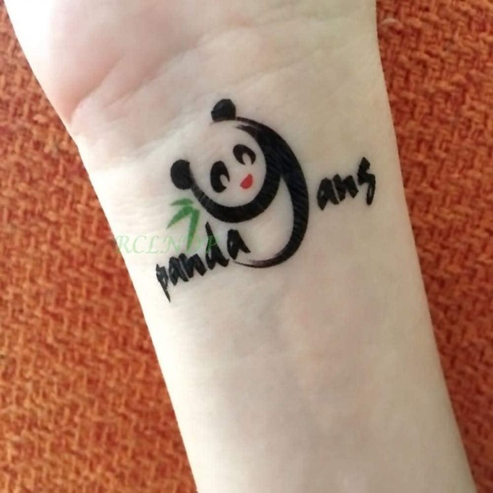10 Piezas de Pegatinas de Tatuaje Temporal a Prueba de Agua alas ...