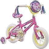 Pacific Cycle Twirl Kids Bike, 12-Inch Wheels, Pink (124055P)