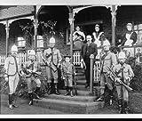 1925 photo Jno. Hayes Hammond in So. Africa Vintage Black & White Photograph c1