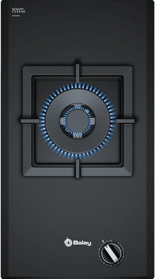 Balay - Placa gas 30cm biselada: 183.64: Amazon.es: Grandes electrodomésticos