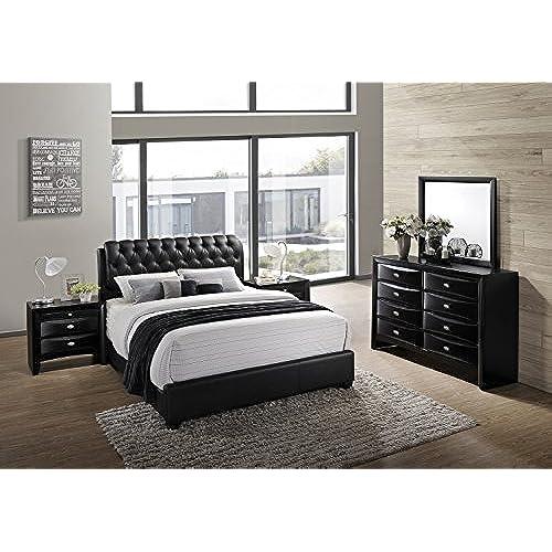 Tufted Bedroom Set: Amazon.com
