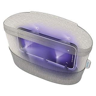 HoMedics UV-Clean Portable Sanitizer, Grey