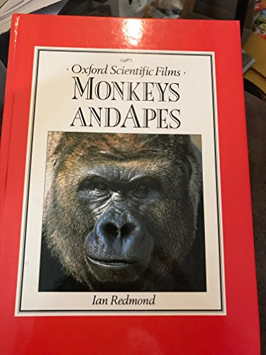 Promotional Oxfords - Monkeys and Apes (Oxford Scientific Films)