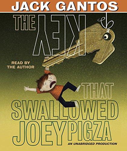 Download The Key That Swallowed Joey Pigza pdf