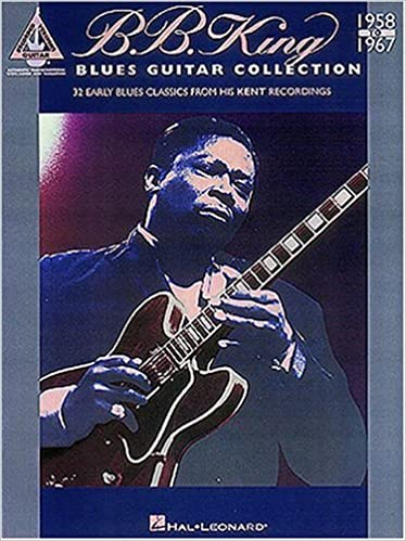 B.b. King - Blues Guitar Collection 1958-1967: Amazon.es: King ...