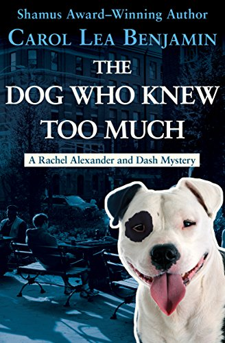 The Dog Who Knew Too Much by Carol Lea Benjamin ebook deal