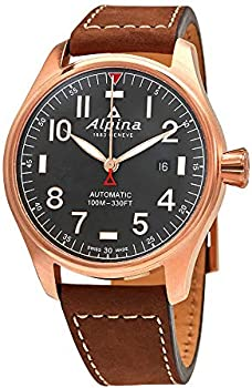 Alpina Startimer Shadow Line Automatic Dial Men's Watch