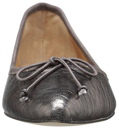 Women's Flat Recital Corso Ballet Shoes Metallic Lamb Pewter Como Opportunity qWtpRn