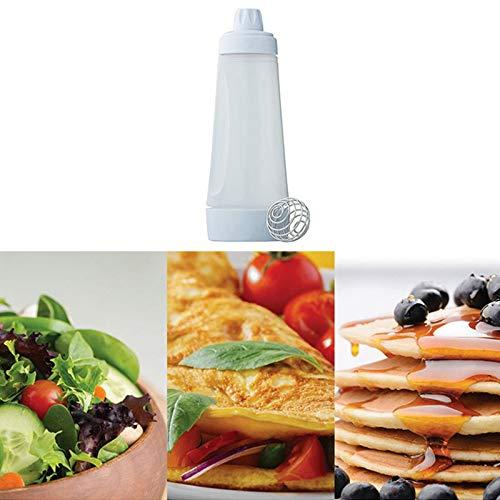 (Kitchen Cake Biscuits Baking Tools Batter Mix Muffin Pancake Dispenser Waffle Shake Bottle)
