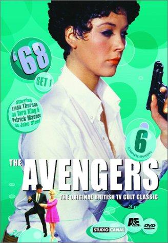 The Avengers '68 Set 1 by A&E