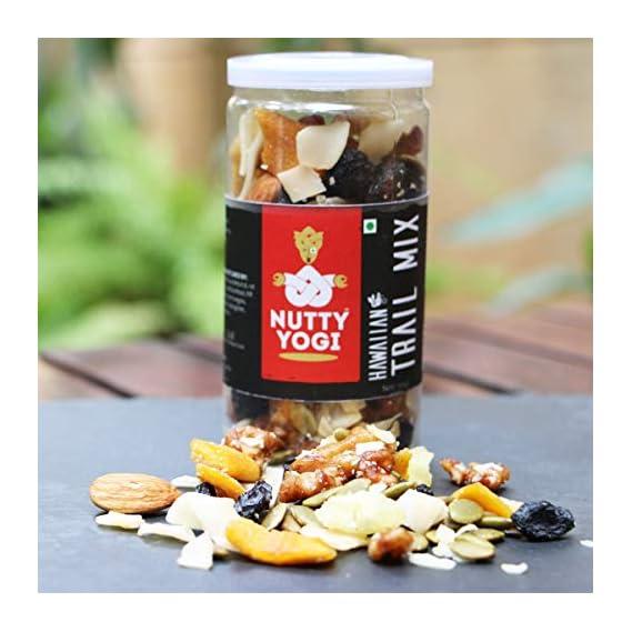 Nutty Yogi Hawaiian Trail Mix, 200g