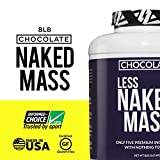 Naked Mass - All Natural Weight Gainer Protein