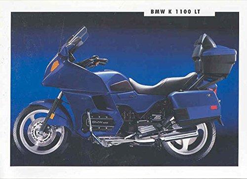 Motorcycle Sales Brochure (1993 BMW K1100LT Motorcycle Sales Brochure)