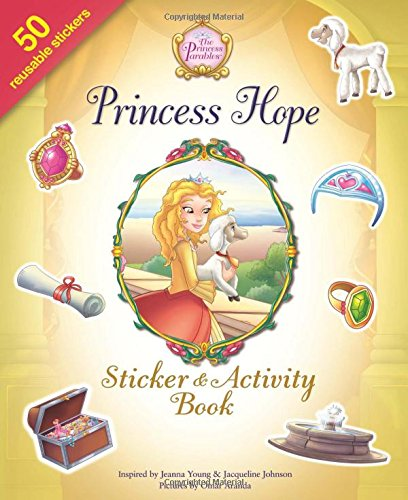 Princess Hope Sticker and Activity Book (The Princess Parables)