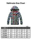 Mallimoda Boy's Polar Fleece Hooded Jacket Coat