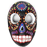 Candy Skull Mask - Liquorice by Siesta