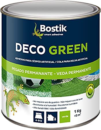 Bostik 30606979 Adhesivo, Verde, 1 kg