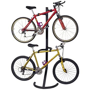 Amazon.com : Topeak Dual Touch Bike Storage Stand : Indoor