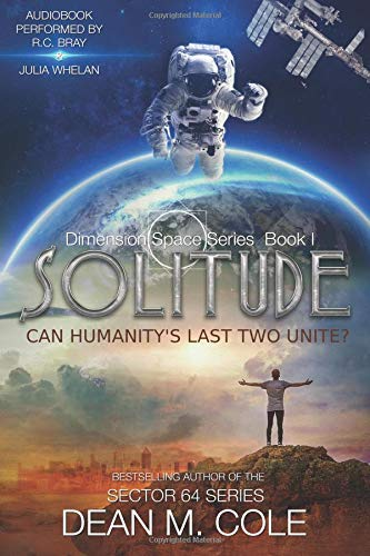 Solitude Dimension Space Book One (Volume 1) [Cole, Dean M.] (Tapa Blanda)