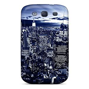 Cute High Quality Galaxy S3 New York City Case