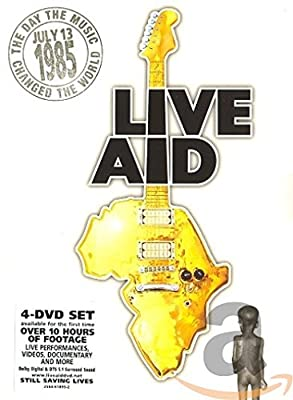 Live Aid: The Day The Music Changed...