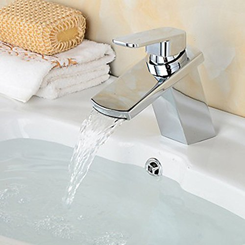 30%OFF SBWYLT-Led waterfall hot and cold tap