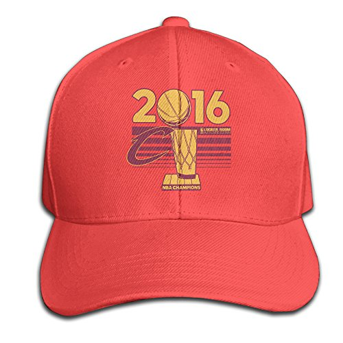 Cleveland Cavaliers Finals Champs 216 Adjustable Flex Snapback Hat