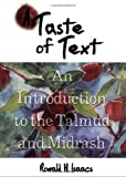 A Taste of Text, Ronald H. Isaacs, 0807408573