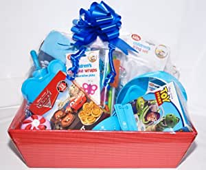 Gifts And More Gifts Junior Chef Baking Set Hamper Boys With Disney Items - Ideal Gift For The Lit