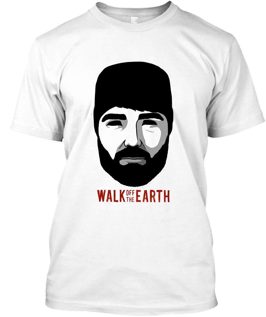 Walk Off The Earth Hipster Beard Guy 8 Unisex Tshirt
