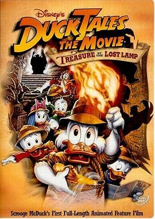 Amazon.com: Disney's DuckTales The Movie: Treasure of the Lost ...