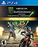 Monster Energy Supercross: The Official Videogame Digital Special Edition - PS4 [Digital Code] by Square Enix