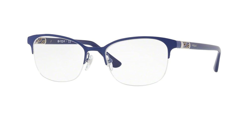 Vogue VO4067 Eyeglass Frames 5062-51 Blue VO4067-5062-51